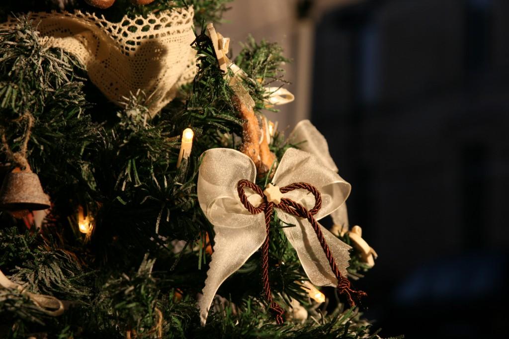 Fiocco  Albero di Natale