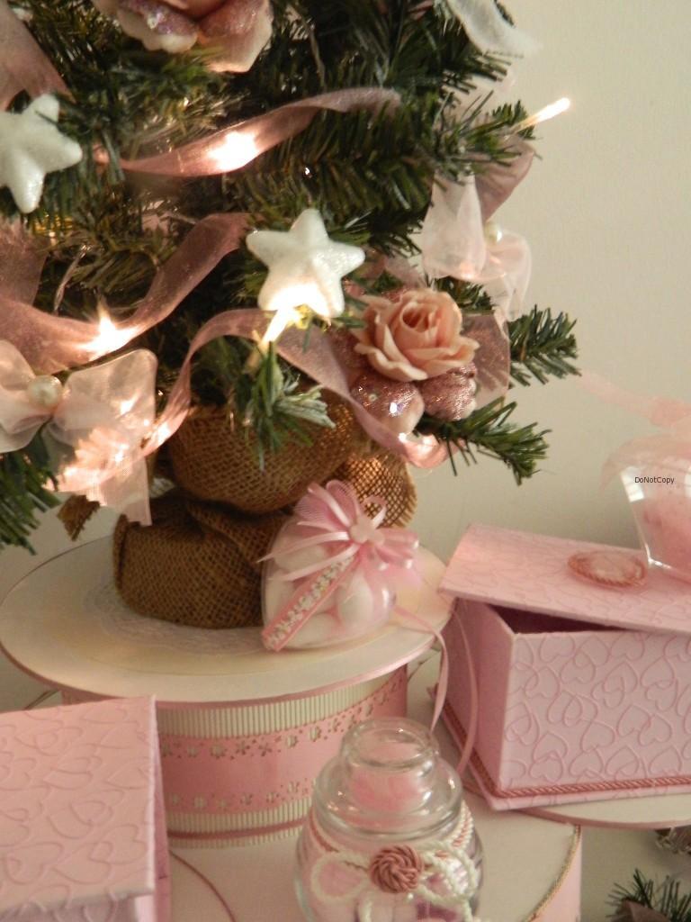 Albero Natale rosa2