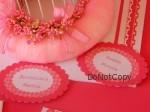 particolare gabbietta rosa
