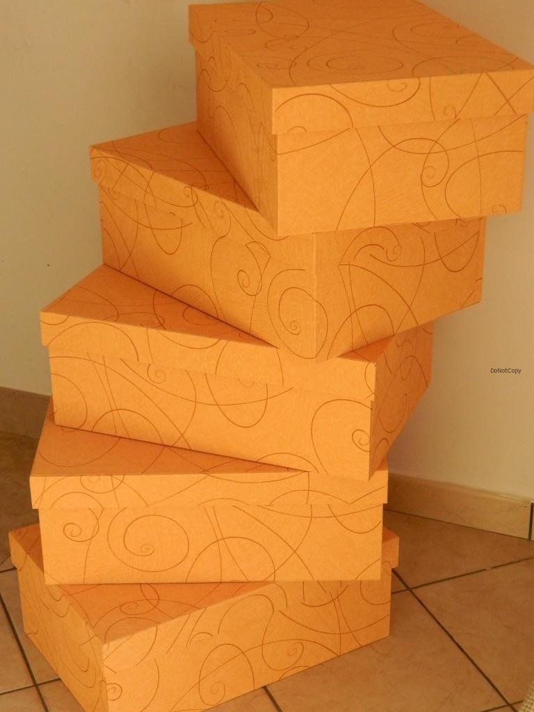 scatole guardaroba su misura