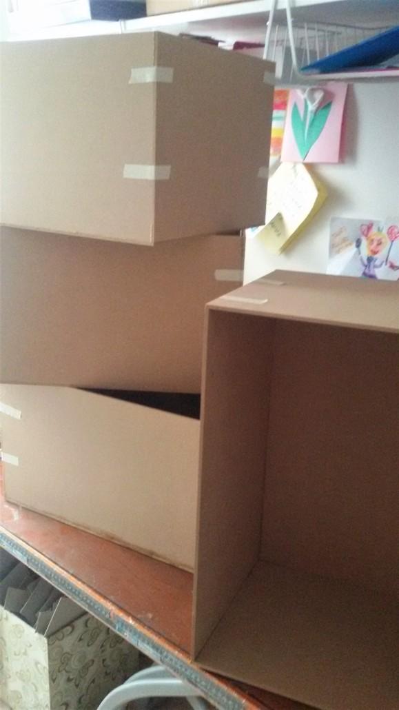 scatole su misura struttura
