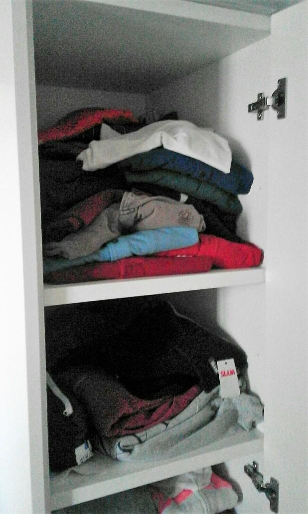 interno di un armadio prima2