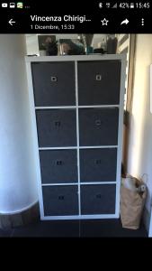 scatole personalizzate per libreria Billy Ikea