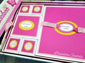 scatoline personalizzate e su misura nella scatola dei ricordi cresce con te