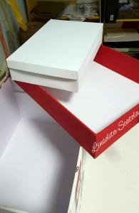 scatola cresce con te : le tre strutture