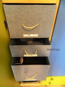 Utilizzo delle scatole
