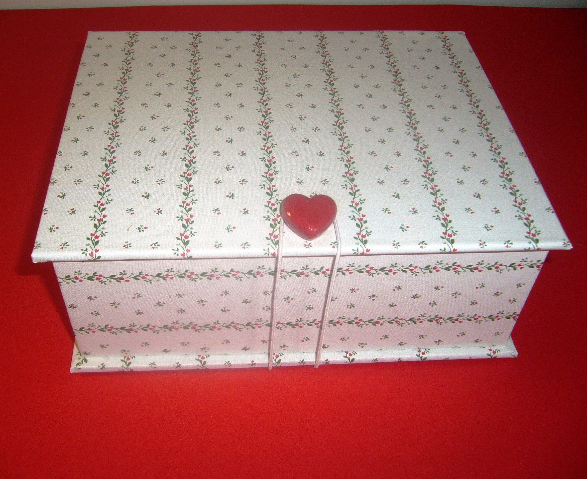 scatola porta tè
