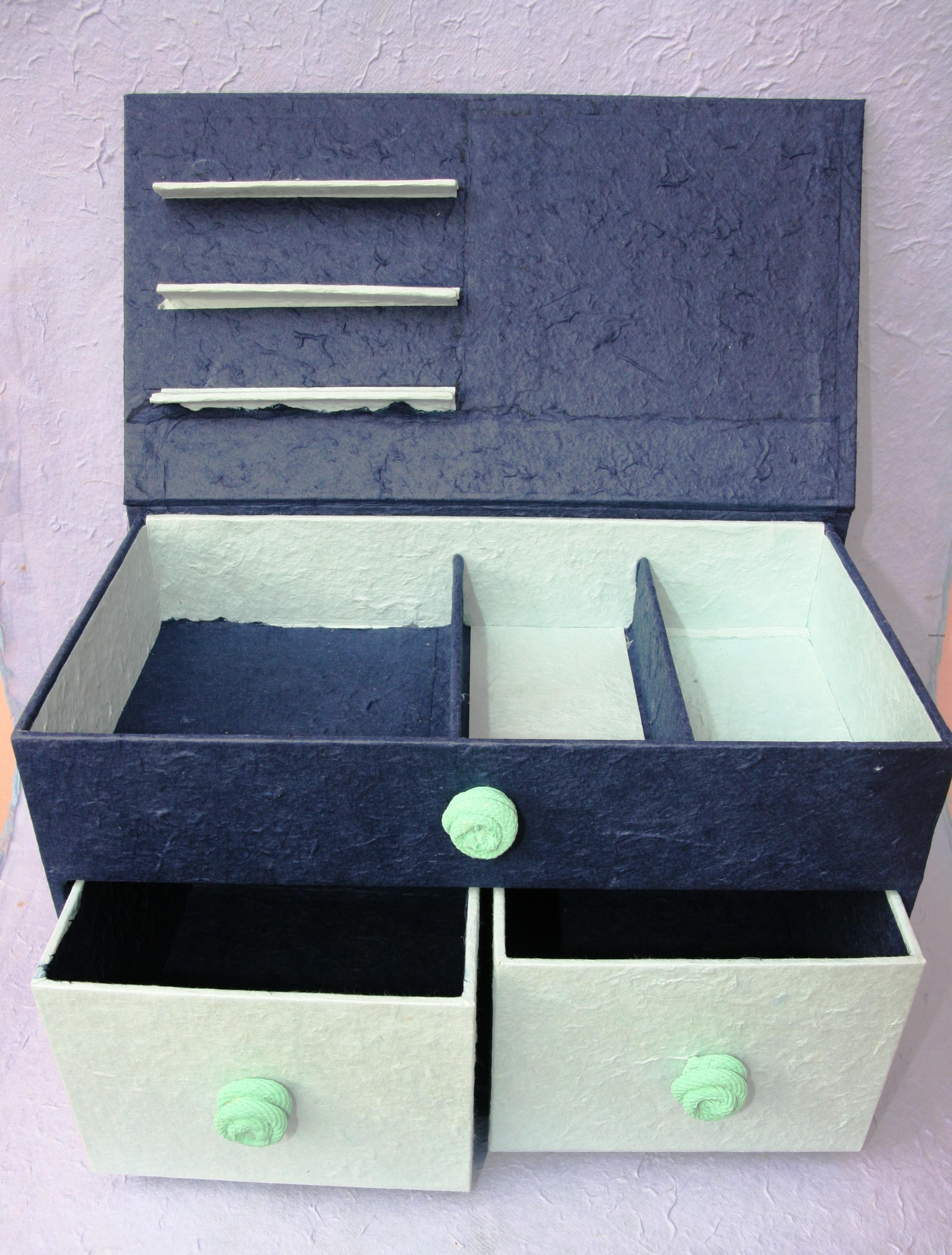 Mini Cassettiera Fai Da Te complementi d'arredo archivi - l'insolita scatola
